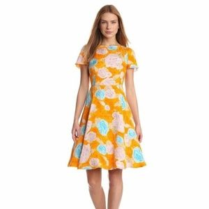 Tracy Reese beautiful floral dress - new with tags